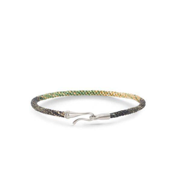 Ole Lynggaard Life armbånd - safari sølv - A3040-305 Safari 21 cm