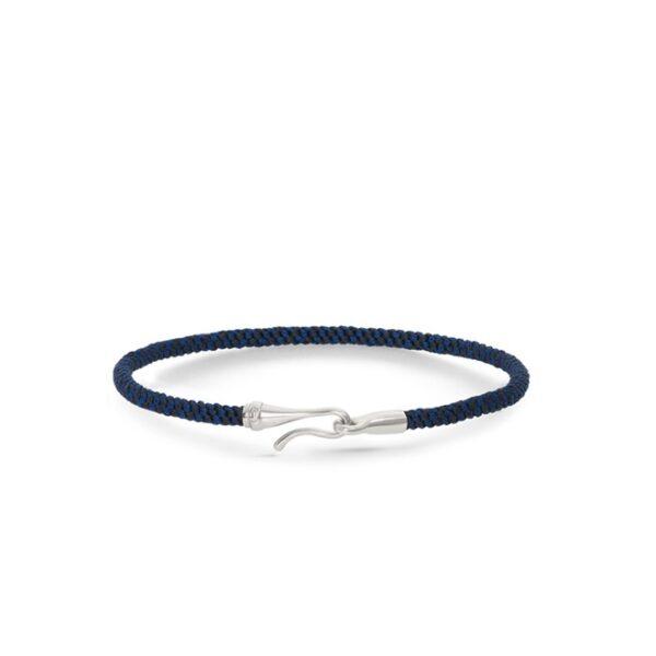 Ole Lynggaard Life sølv armbånd - midnight - A3040-306 Midnight 20 cm