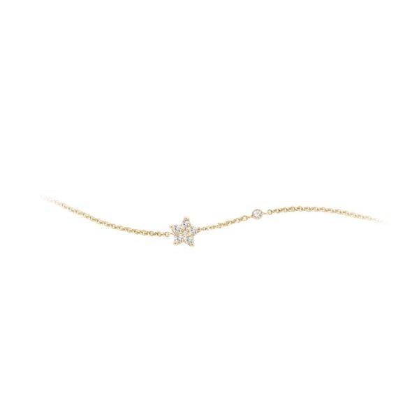 Ole Lynggaard Shooting Star armbånd - A2867-401 7 bril ialt 0,11 17 cm