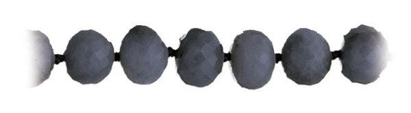 Ole Lynggaard armbånd grå kvarts - D8974-006