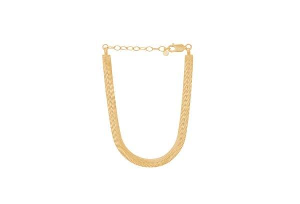 Pernille Corydon Edith armbånd - guld