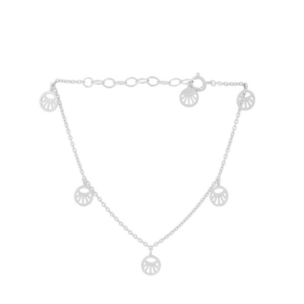 Pernille Corydon Mini Daylight Armbånd sølv
