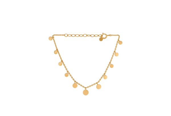 Pernille Corydon Sheen armbånd - Guld
