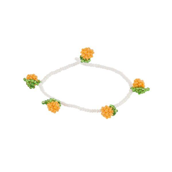 Pura Utz Oranges Armbånd - orange