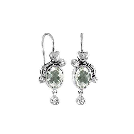 Rabinovich - Lovely øreringe i sølv