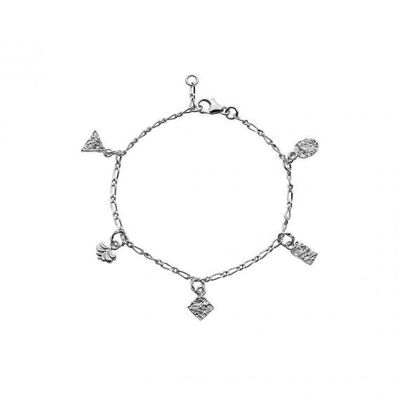 Risco Armbånd | Sølv Fra Maanesten