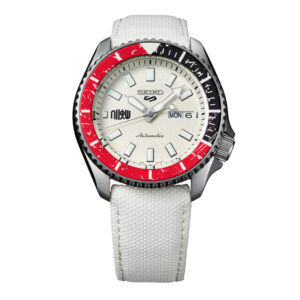 SEIKO 5 Street Fighter RYU herreur, Limited Edition