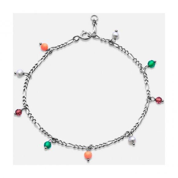 Salma Color Bracelet Fra Maanesten