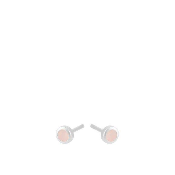 Shine Rose Earsticks 3mm | Sølv Fra Pernille Corydon
