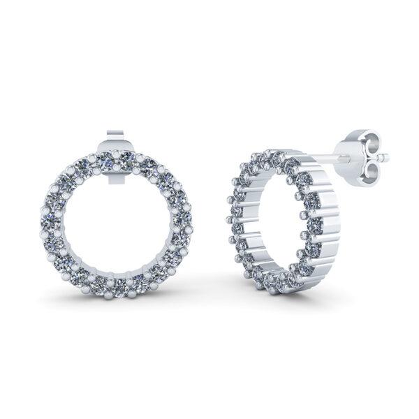 Smykkekæden Ørestikker i Sterling Sølv DMB0110S