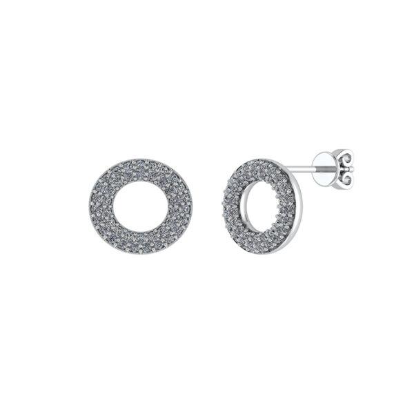 Smykkekæden Ørestikker i Sterling Sølv DMB0354S