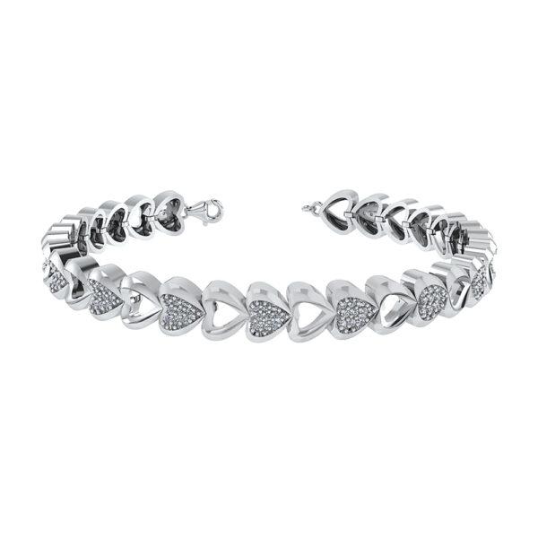 Smykkekæden Sterling Sølv Armbånd DML0169S