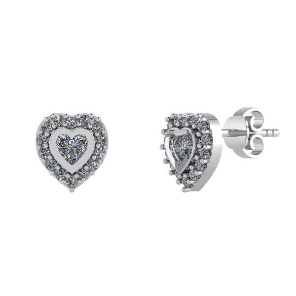 Sølv Ørestikker fra Smykkekæden DMB0289S