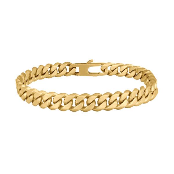 Son of Noa armbånd i guldfarvet stål