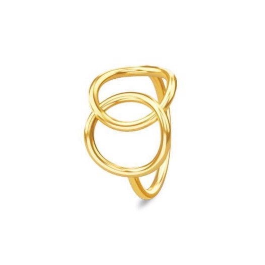 Spinning Jewelry Forgyldt ring - Compassion