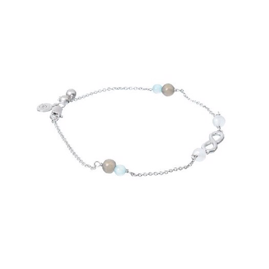 Spinning jewelry Beach armbånd, sølv