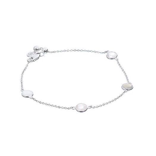 Spinning jewelry Sunset armbånd, sølv