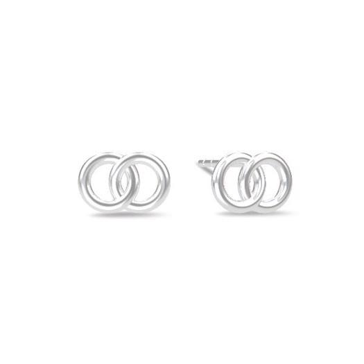 Spinning jewelry - sølv ørering, Compassion ørestik
