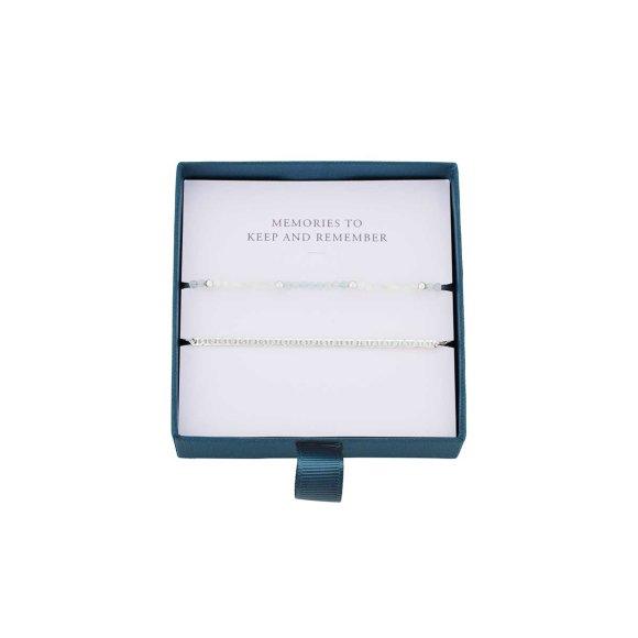 Spirit Bracelet Box   Sølv Fra Pernille Corydon