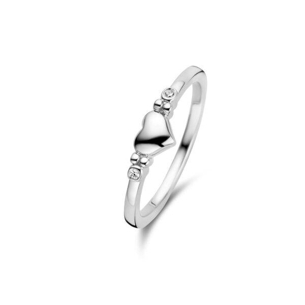 Spirit Icons Forever ring - 51201 Sølv / CZ 52