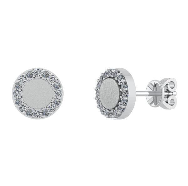 Sterling Sølv Ørestikker fra Smykkekæden DMB0360S
