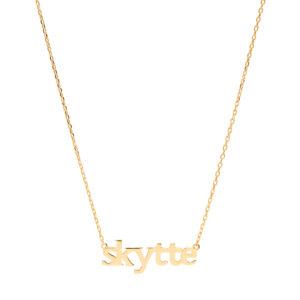 Sui Ava Stjernetegn halskæde, Skytte - Guld