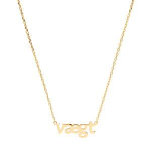Sui Ava Stjernetegn halskæde, Vægt - Guld