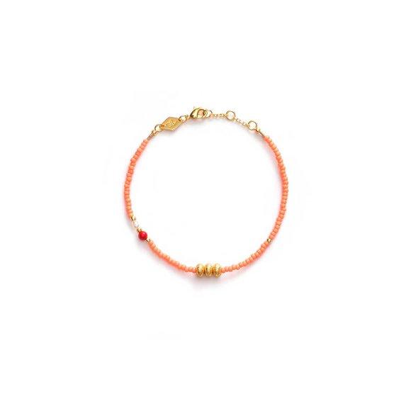 Wave Chaser Armbånd | Apricot Fra Anni Lu