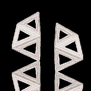 Wish Sterling Sølv Øreringe fra Scrouples W1262