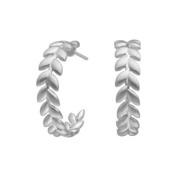 byBiehl Season øreringe i sølv